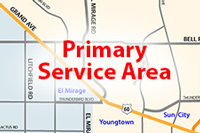 Primary Service Area